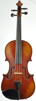 4/4 FULL SIZE VIOLIN 2001 CLEMENT & WEISE STRAD #120 BUBENREUTH GERMAN