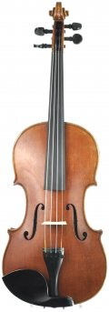 4/4 FULL SIZE VIOLIN 1888 ALFRED MORITZ EXCELSIOR MARKNEUKIRCHEN GERMANY. REGRADUATED IN HOUSE BY J.K. WHITE