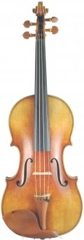 4/4 FULL SIZE VIOLIN 1929 HEINRICH TH. HEBERLEIN JR. MODEL STRAD 1718. MARKNEUKIRCHEN GERMANY